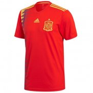 Camiseta Espana World Cup Primera 2018 2019