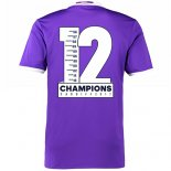 Camiseta Real Madrid Segunda Champions 12
