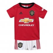 Camiseta Man United Ninos Primera 2019/20