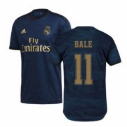 Camiseta Real Madrid Bale 11 Segunda 2019 2020