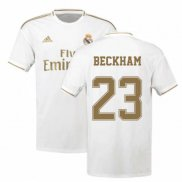 Camiseta Real Madrid Beckham Primera 23 2019 2020