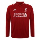 Camiseta Liverpool Ml Primera 2018 2019