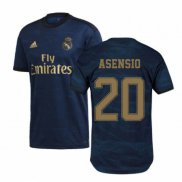 Camiseta Real Madrid Asensio 20 Segunda 2019 2020