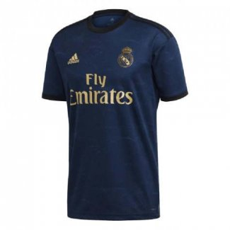 Camiseta Real Madrid Segunda 2019 2020
